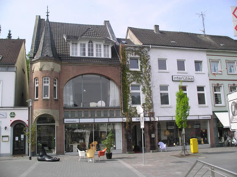 Rexing Kleve historie rexing einrichtungshaus in kleve