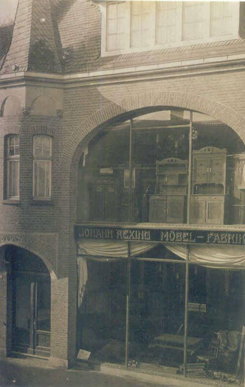 Aktuelles Rexing Einrichtungshaus In Kleve